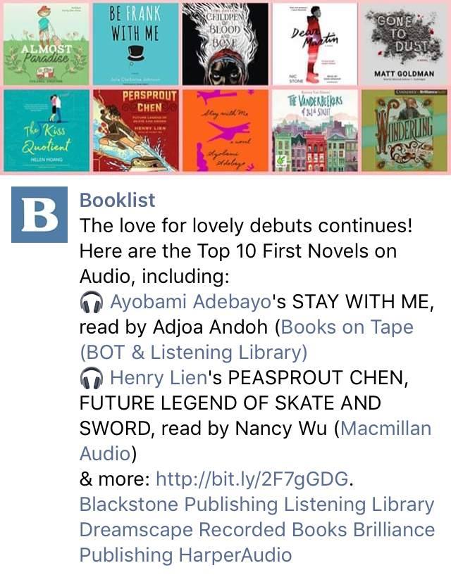 Henry Lien | Peasprout Makes Booklist's Top Ten First Novels